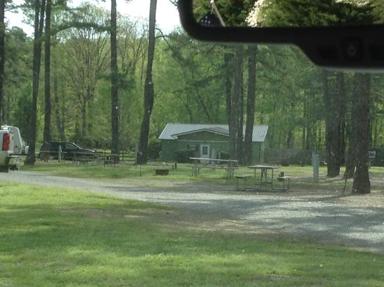 Zooland Family Campground: Zooland Campground sites