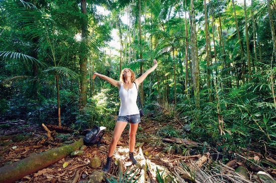 Ballina, Australie : Victoria Park Nature Reserve