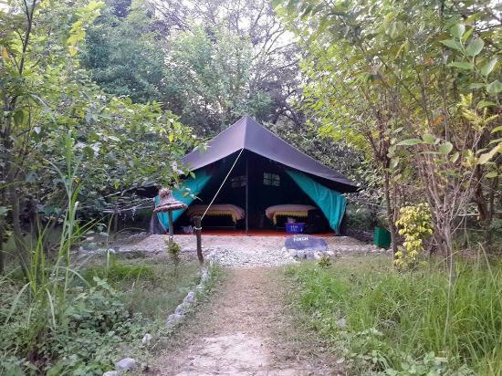 Camp Hornbill, Kyari