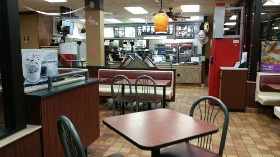 Dining room at mcdonald 39 s snowden river pkwy columbia md for S s columbia dining room