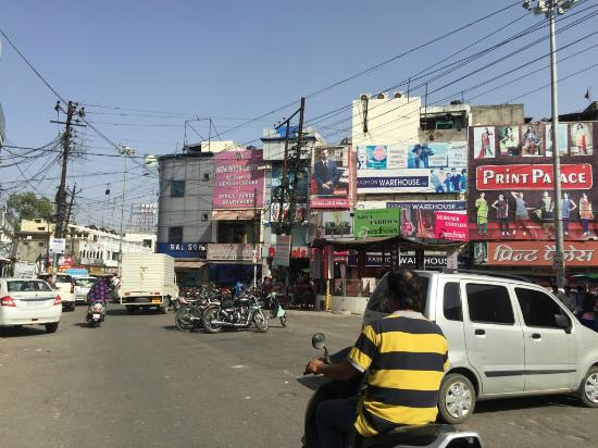 Meerut, India: Abu Lane Market