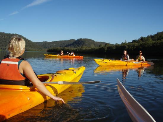 Terrigal, Australia: Glenworth Valley Outdoor Adventures