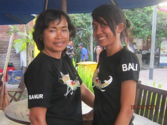 Warung Sunrise: Staff