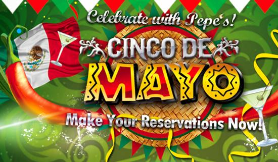 Cinco De Mayo Celebration Picture Of Pepes Newmarket Mexican