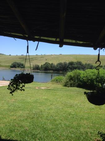 Shiriba Lodge : Great fishing at this dam!