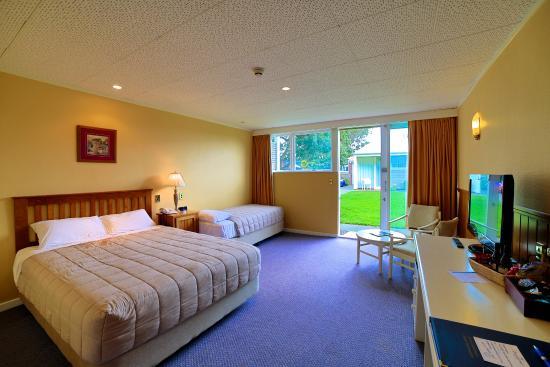 Kilbirnie, Νέα Ζηλανδία: Superior Twin Room