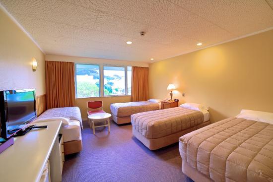 Kilbirnie, Νέα Ζηλανδία: Quad Room