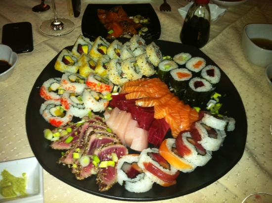 Capitolo Due: sashimi - rolls