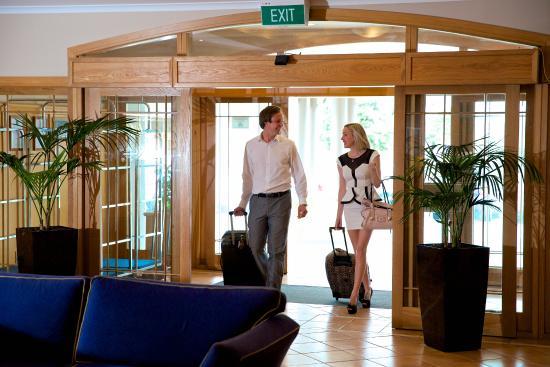 Kilbirnie, Nueva Zelanda: Entrance
