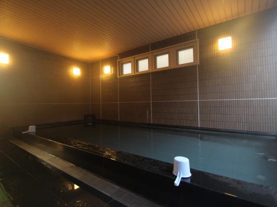 APA Hotel Niigata Furumachi: 大浴場