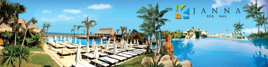 Damour, Li Băng: Overall view of Janna Sur Mer Resort- Lebanon