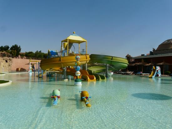 Map picture of jungle aqua park hurghada tripadvisor for Aqua piscine otterburn park