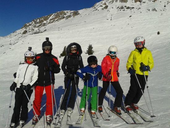 ESF Vallée de Méribel : Ski with your family #MeribelESFFamily