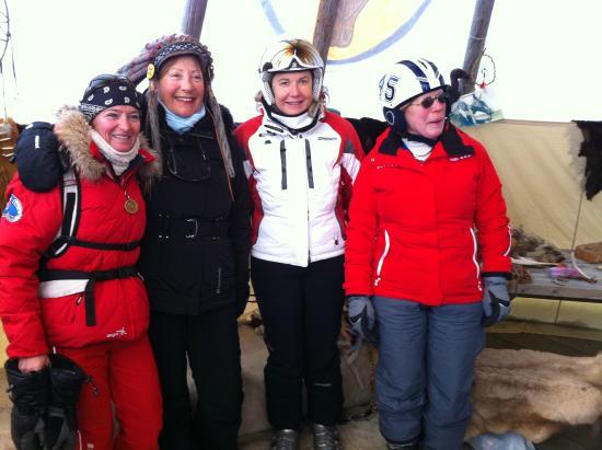 ESF Vallée de Méribel : Not just a ski school #MeribelESFExperience