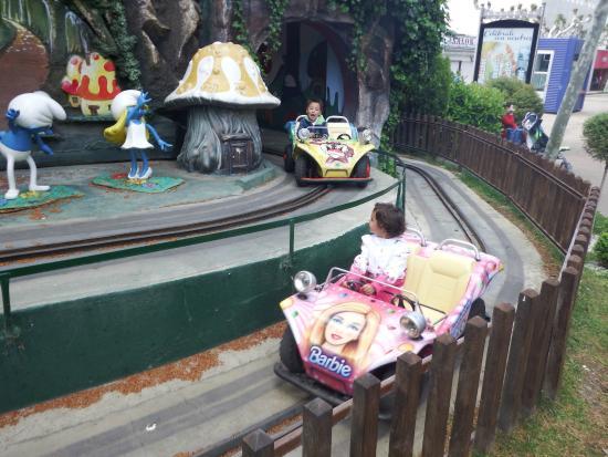 Parque 1 picture of parque de atracciones zaragoza - Parque atracciones zaragoza ...