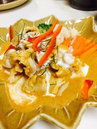 Star of Siam: Chicken Panang