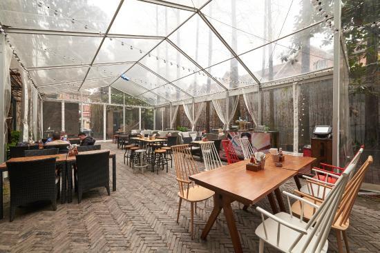 URBN Restaurant: beergrdn terrace