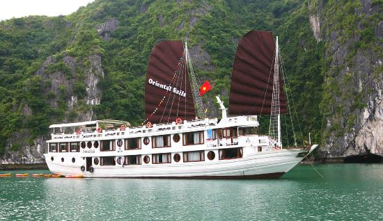 Oriental Sails - Day Cruise