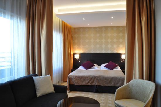Kalev Spa Hotel & Waterpark: Golden Mornings Suite