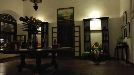 Nooit Gedacht Heritage Hotel: Территория отеля