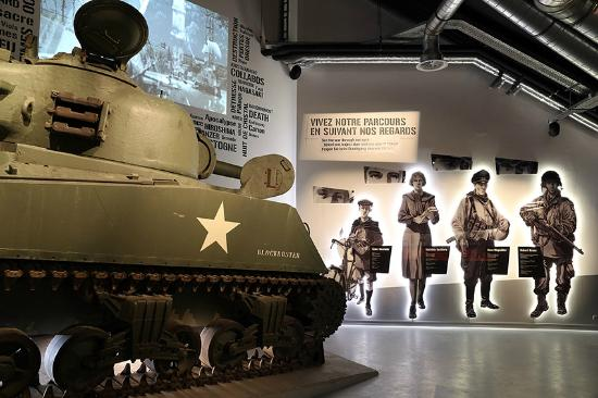 Parcours. Provided by: Bastogne War Museum
