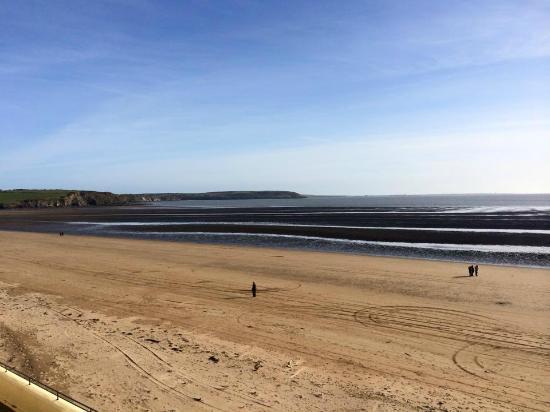 Duncannon Beach : Beach