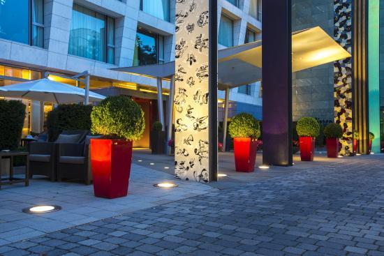 Photo of Radisson Blu Media Harbour Hotel, Dusseldorf Düsseldorf