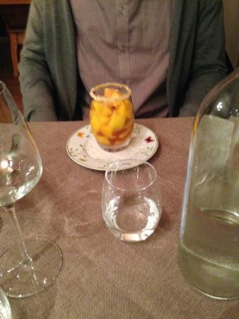 La Table du Vigneron: Dessert