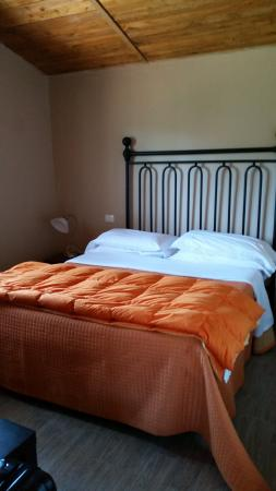Relais Ciavatta: camera da letto