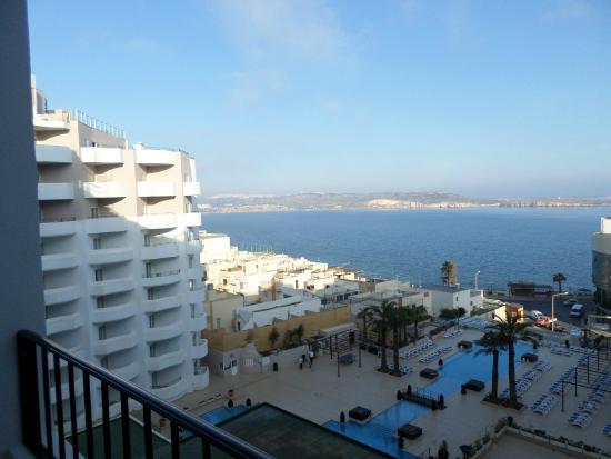 location photo direct link antonio hotel qawra island malta
