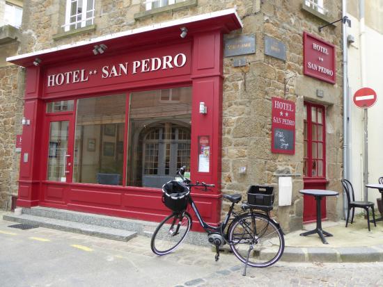 Hotel San Pedro : Un charme certain