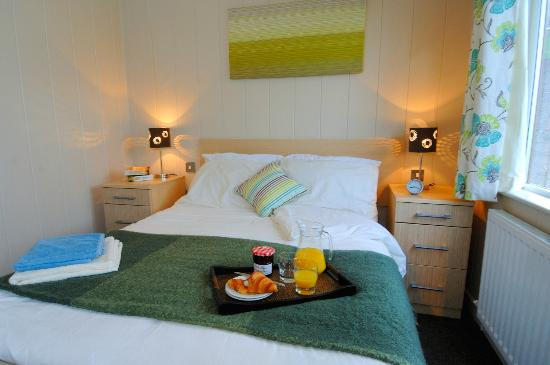 St Andrews Holiday Park, Lodges