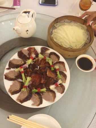 Star Seafood Restaurant: Peking Duck wraps