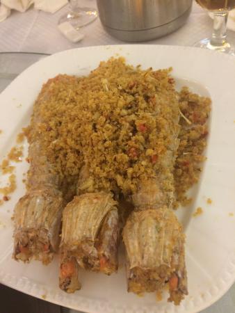 Star Seafood Restaurant: Garlic (Krayfish???)