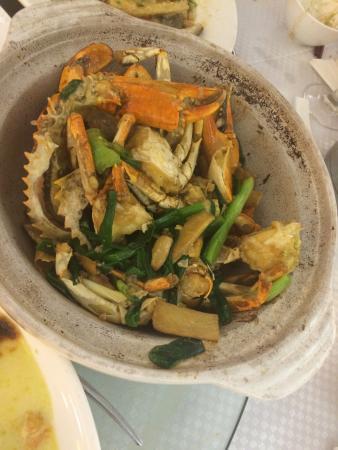 Star Seafood Restaurant: Crab - delicious
