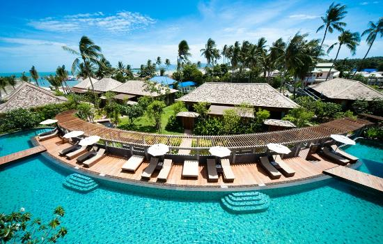 Deva Samui Resort & Spa: Overview