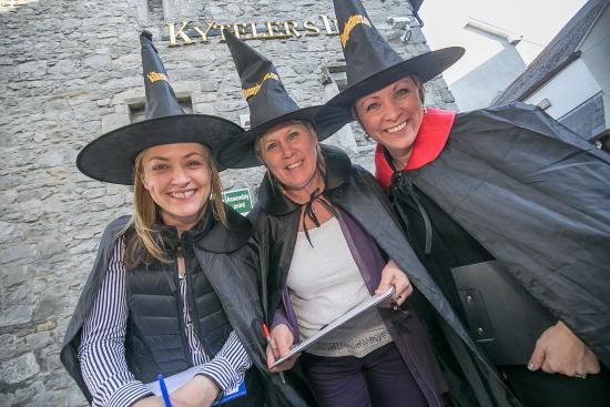 Kilkenny, Irlanda: booooooo