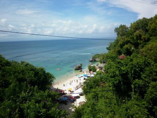 Padang Padang Beach: Бали. Пляж Паданг-Паданг