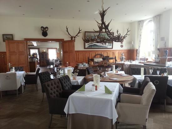Restaurant Feine Kuche ZUM GRUNEN STRAND DER SPREE: Function room