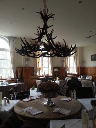 Restaurant Feine Kuche ZUM GRUNEN STRAND DER SPREE: Dinind Room