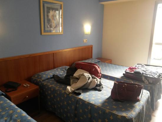 Hotel Metropol: questa è la camera...