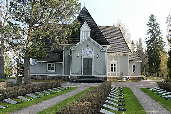 Tuusula Church