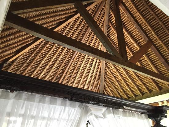 Jimbaran Bay Beach Residence: Lovely ceilings in bedrooms