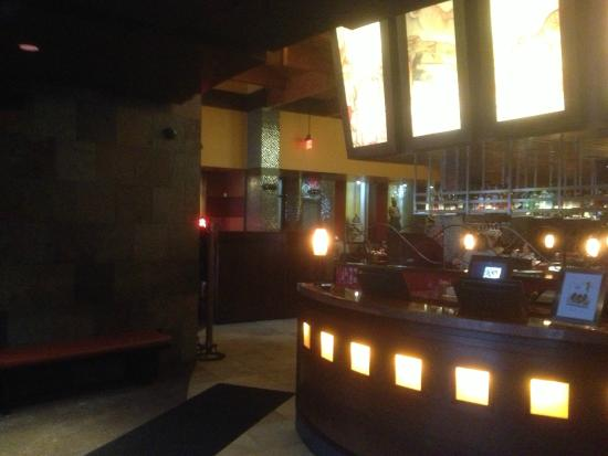 Pf Chang S In Buffalo Front Wait Area Picture Of P F