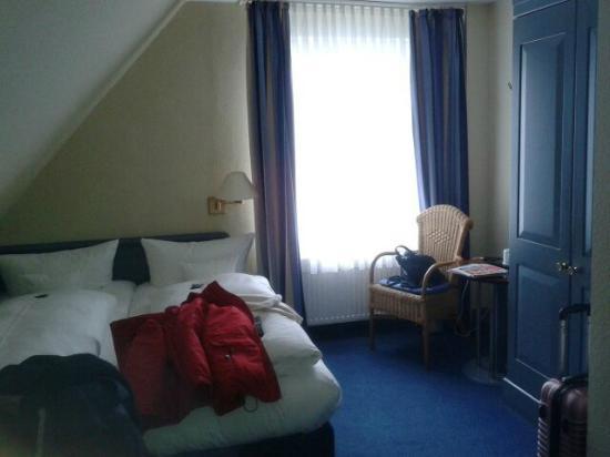 Lindner Strand Hotel Windrose: Zimmer