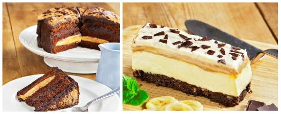 Robin Hood: Couple of our tasty desserts
