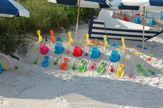 Naples Grande Beach Resort Activity