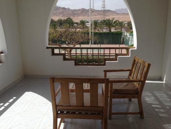 Dahab Resort : Балкон
