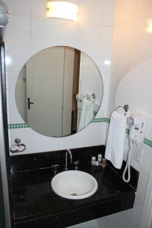 Argentina Hotel: Banheiro