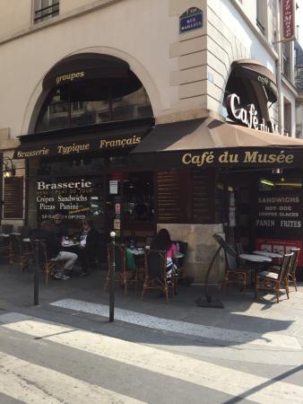 Cafe du Musee